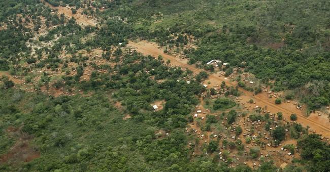 Surrendered LRA commander held by international court