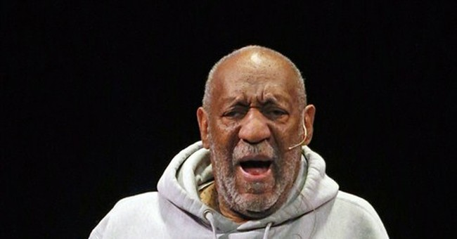 Cosby welcomed by audience in California city of Turlock
