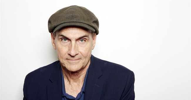 James Taylor: Streaming businesses should pay artists half