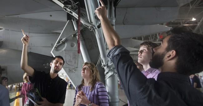 Hits at Paris Air Show: Vertical lift-off, tiny satellites