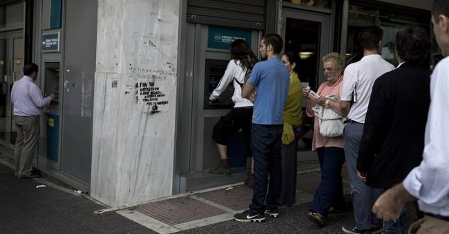 Greece gets temporary lifeline, turns hope to new summit