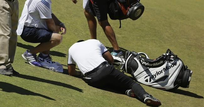 Jason Day overcome by vertigo while contending at US Open