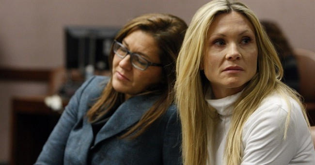 Trial may be next step for former 'Melrose Place' actress