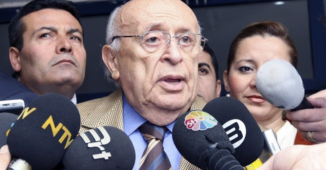 Amid roses and rosewater, Turkey's Demirel laid to rest