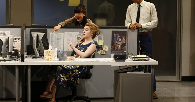 Review: 'Gloria' is a sharp satire of the publishing world