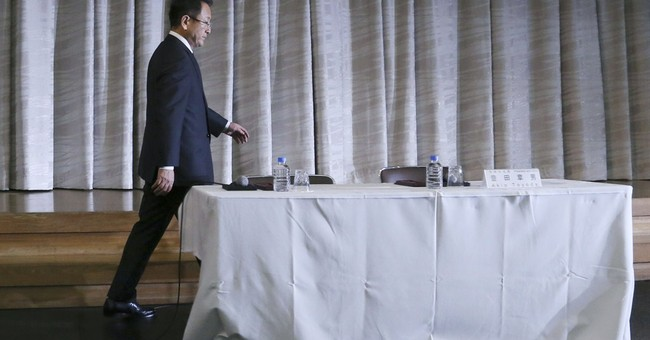 Toyota: American exec did not intend to break Japan law