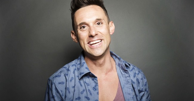 Nick Cearley on playing Puck, gay pride month, The Skivvies