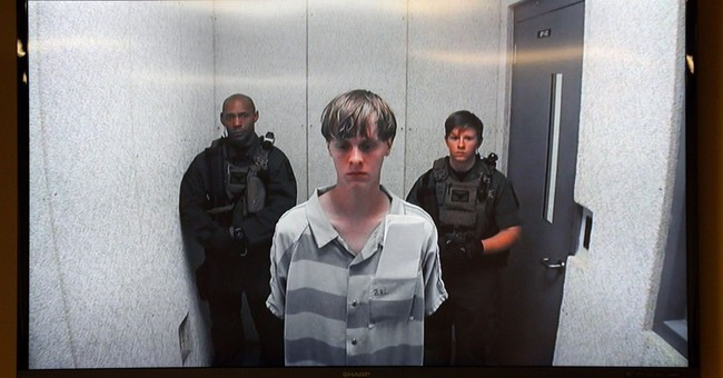 A look at statements to Charleston church shooting suspect