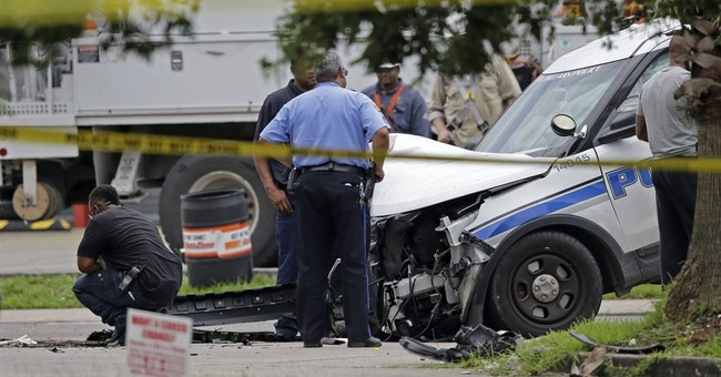 New Orleans police officer killed while transporting suspect