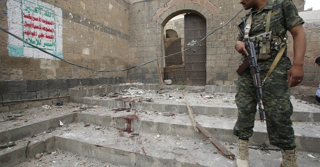 Islamic State-claimed car bombing kills 2 in Yemen's capital