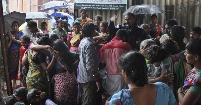 Tainted liquor kills 84 in India's financial hub of Mumbai