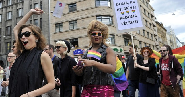 High-profile LGBT event staged in Latvian capital