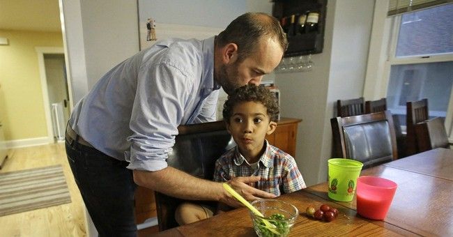 As same-sex marriage spreads, ranks of gay dads increase