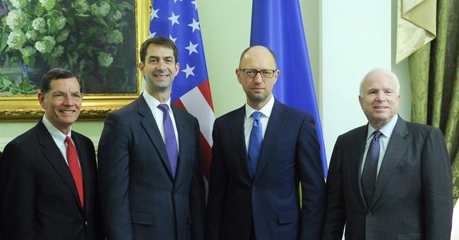 US Senator McCain slams European stance on Ukraine
