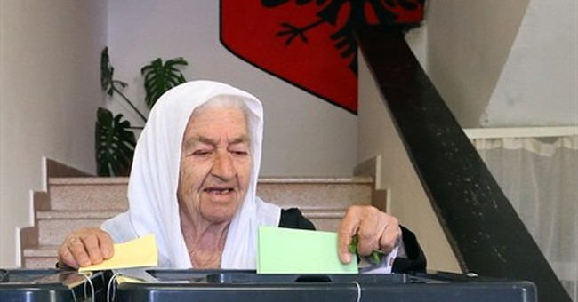 Leftist majority ahead in Albania's local elections