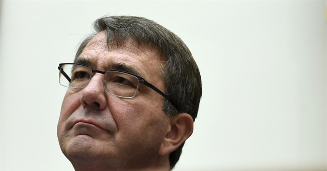 Pentagon chief urges balanced approach to Russian aggression