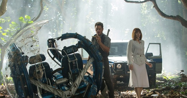'Jurassic' holds box office, but 'Inside Out' shows bite