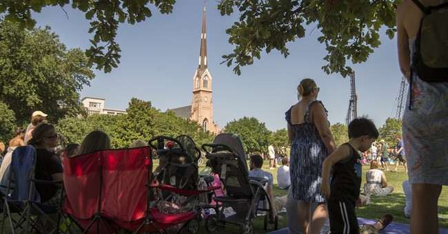 Coordinated ringing of bells sends message of unity, healing