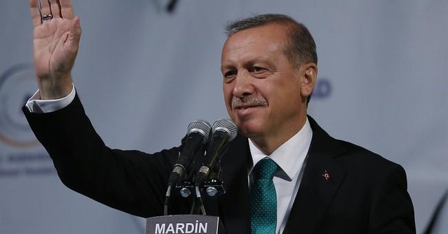 Question mark over Erdogan as Turk parties jockey for power