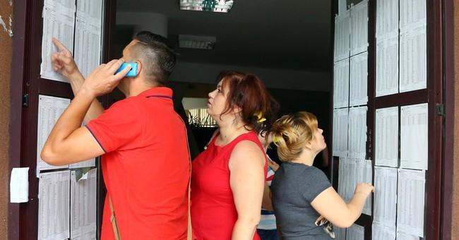 Leftist majority ahead in Albania's local elections