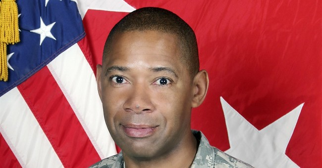 Army reprimanded general for alleged ethical lapse