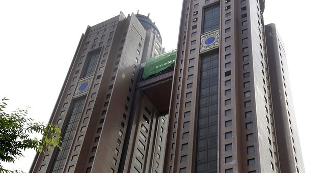 Pyongyang hotel back in business after fire