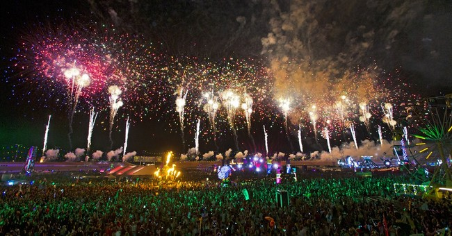 Hotter temps, more medical calls at Electric Daisy Carnival