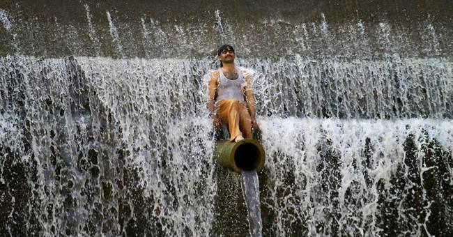 Nearly 150 die of heatstroke in Pakistan's Karachi