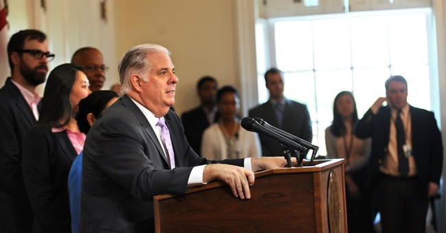 Maryland Gov. Larry Hogan says he has cancer of lymph nodes