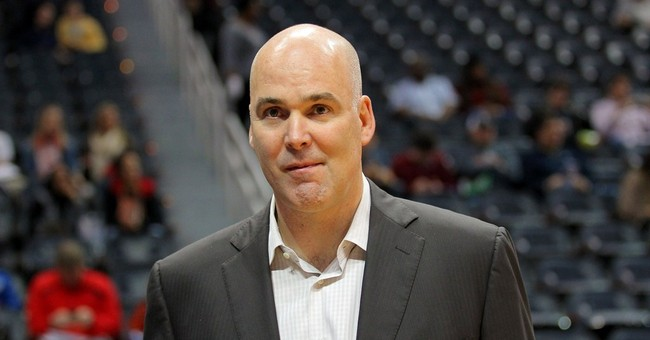 Atlanta Hawks announce GM Danny Ferry 'stepping down'