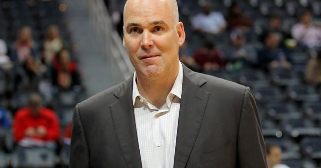 Atlanta Hawks announce GM Danny Ferry 'stepping down'