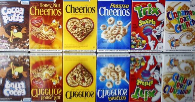 General Mills to drop artificial ingredients in cereal
