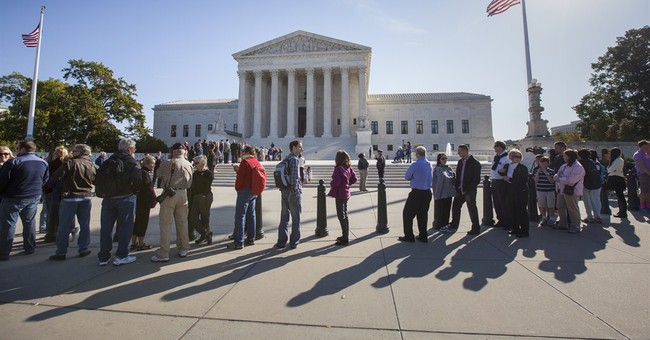 Q&A: What's at stake in Supreme Court gay marriage case