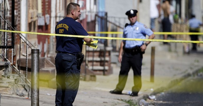 Police: 5 hurt in 2nd Philadelphia shotgun shooting in days