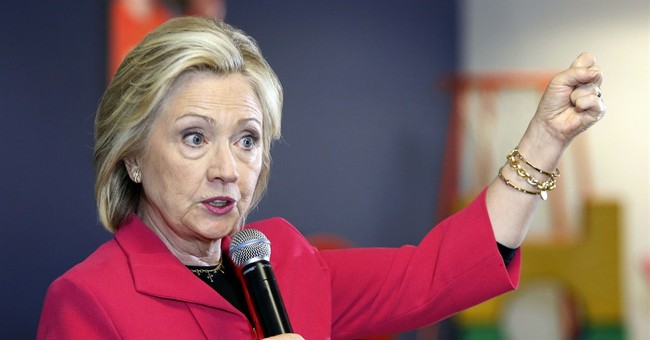 Clinton embraces 'first mama' role in second White House run