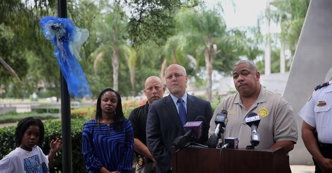 Warrant shows deadly struggle before La. officer's death
