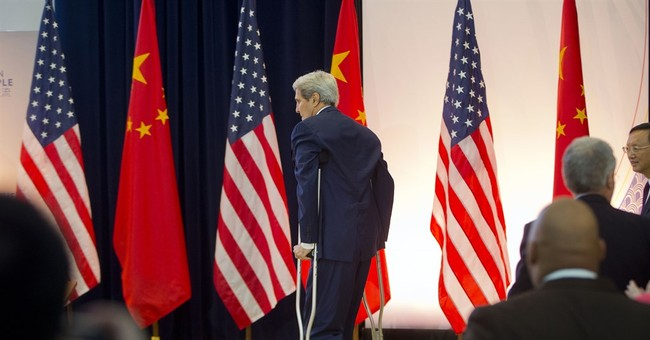 US chides China but avoids clouding cooperation
