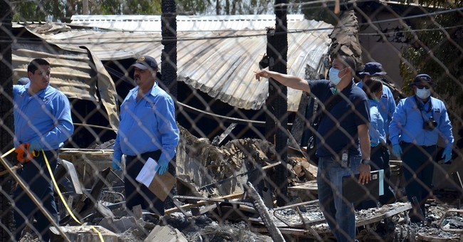 Toll in Mexico nursing home fire rises to 17, arson possible