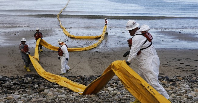 Exxon Mobil halts 3 platforms after spill crippled pipeline