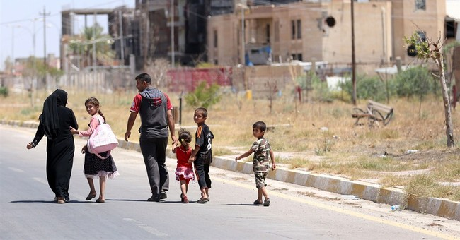 Iraqis return to shattered Tikrit after Islamic State routed