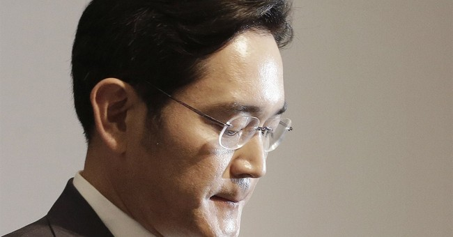 Samsung heir apologizes for MERS spread at Samsung hospital