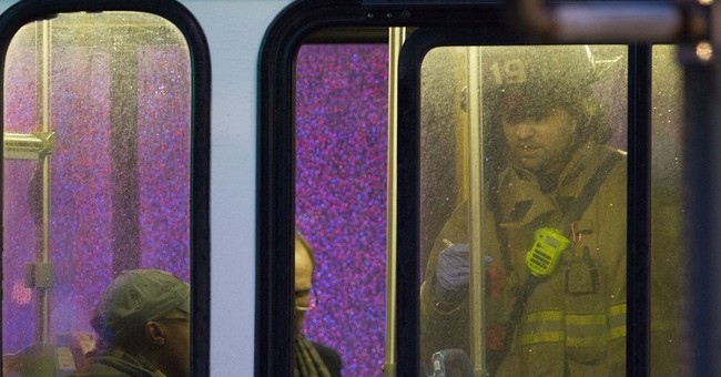DC subway operator was told he couldn't return to platform