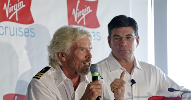 Richard Branson says 2020 Miami sail for Virgin Cruises
