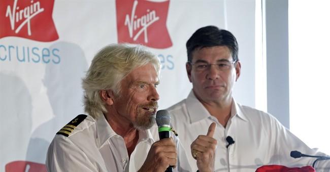 Richard Branson says 2020 Miami sail for Virgin Cruises