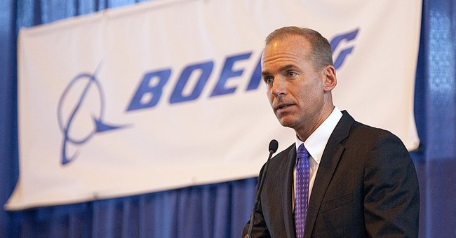 Boeing names its president, Muilenberg, as new CEO