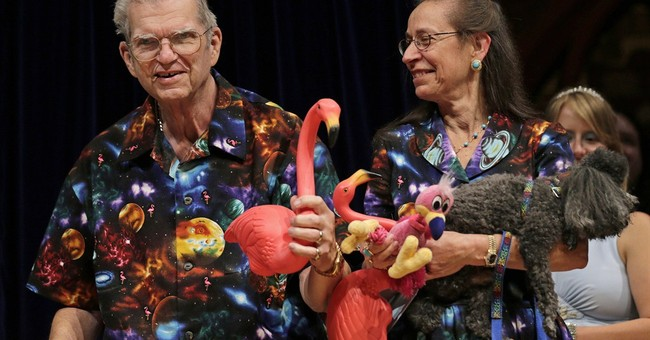 Creator of pink plastic lawn flamingo dies at 79