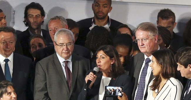 Allez Paris: French capital launches bid for 2024 Olympics