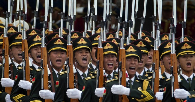 China mum on foreign invites to military parade