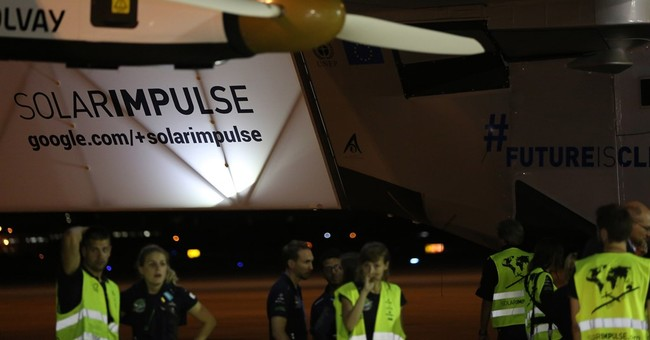 Solar plane departure from Japan for Hawaii postponed