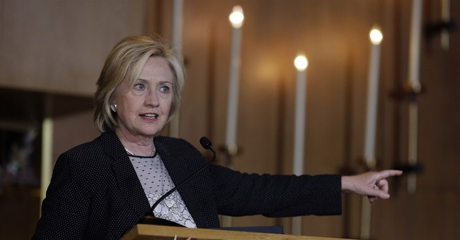 Clinton says Confederate flag has no place in US